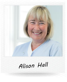 Alison Hall, Dentist