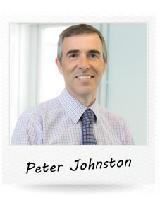 Peter Johnston, Dentist